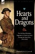 Hearts & Dragons: The 4th Royal Berkshire Regiment in France and Italy During the Great War, 1914-1918