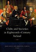 Clubs and Societies in Eighteenth-Century Ireland