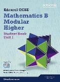 Gcse Mathematics Edexcel 2010: Spec B Higher Unit 1 Student Book