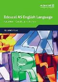 Edexcel As English Language