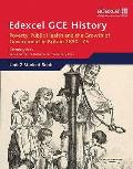 Edexcel Gce History As Unit 2 B2 Poverty, Public Health and Growth of Government in Britain 1830-75