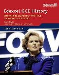 Edexcel Gce History As Unit 2 E1 British Political History 1945-90 Consensus and Conflict