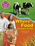Where Food Comes from: Science Fun with Your First Grader (Little Science Stars)