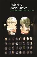 Alt 32 Politics & Social Justice: African Literature Today