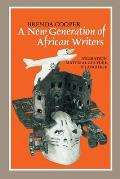 New Generation African Writers: Migration, Material Culture, and Language