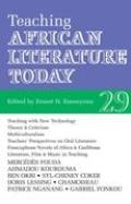 Alt 29 Teaching African Literature Today (African Literature Today)