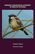 Burridge's Multilingual Dictionary of Birds of the World: Volume II - English