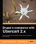 Drupal E-Commerce with Ubercart 2.X Cover