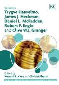 Trygve Haavelmo, James J. Heckman, Daniel L. McFadden, Robert F. Engle and Clive W. J. Granger