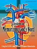 A System for Memorizing God's Word