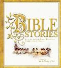 Bible Stories: Illustrated Old & New Testament Stories for the Family