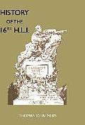 History of the 16th Battalion the Highland Light Infantry (City of Glasgow Regiment)