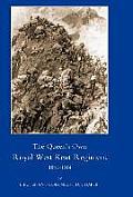 Queen's Own Royal West Kent Regiment, 1881- 1914