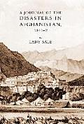 Journal of the Disasters in Afghanistan 1841-42