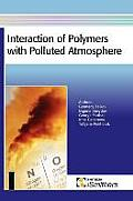 Interaction of Polymers with Polluted Atmosphere