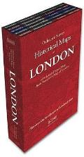 London (1805-1946): Cassini Historical Maps (BX5-lon)