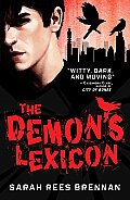Demon's Lexicon Cover