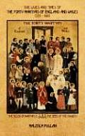 The Lives and Times of Forty Martyrs of England and Wales 1535 - 1680