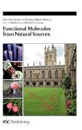 Functional Molecules from Natural Sources: Rsc