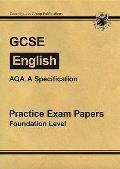 Gcse English Aqa Practice Papers - Foundation