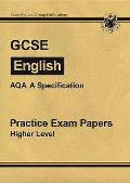Gcse English Aqa Practice Papers - Higher