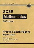 Gcse Maths Ocr Linear Practice Papers - Higher