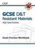 Gcse D&T Resistant Materials Aqa Exam Practice Workbook
