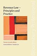 Revenue Law Principles & Practice 27th Edition