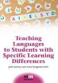 MM Textbooks #8: Teaching Languages to Students with Specific Learning Differences: 0