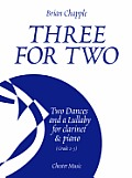 Brian Chapple: Three for Two