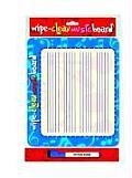 Wipe Clean Music Board: Landscape Edition