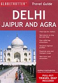 Delhi Jaipur & Agra Travel Pack With Pull Out Travel Map
