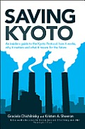Saving Kyoto Cover