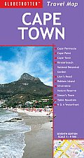 Globetrotter Cape Town (Globetrotter Travel Maps) Cover