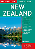 Globetrotter New Zealand Travel Guide [With Travel Map]