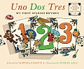Uno Dos Tres: My First Spanish Rhymes [With Audio CD]