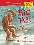 Big Foot (Time to Read)