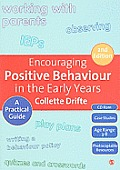 Encouraging Positive Behaviour in the Early Years: A Practical Guide [With CDROM]