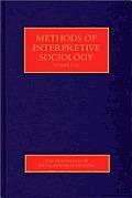 Methods of Interpretive Sociology