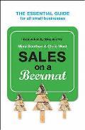 Sales on a Beermat