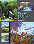 Painting Landscapes in Oils Cover
