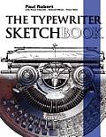 The Typewriter Sketchbook