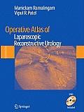Operative Atlas of Laparoscopic Reconstructive Urology [With DVD]