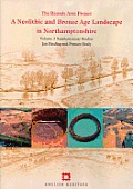 The Raunds Area Project; a neolithic and bronze age landscape in Northamptonshire; v.2: Supplementary studies. CD-ROM