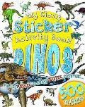 My Giant Sticker Activity Book Dinosaurs