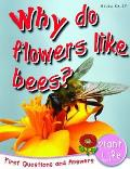 Plant Life: Why Do Flowers Like Bees?
