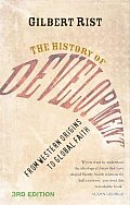 History of Development From Western Origins to Global Faith