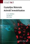 Materials for Engineering #01: Crystalline Materials for Actinide Immobilisation