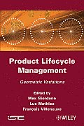 Product Lifecycle Management: Geometric Variations