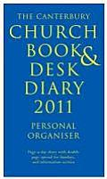 Canterbury Church Book and Desk Diary 2011